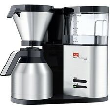 Melitta Kaffeeautomat Aroma Elegance Therm 101204 Kaffeemaschine mit Thermokanne