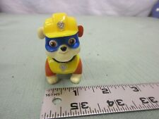 Paw Patrol Dog Rubble Super Hero Pup Safety Protector Yellow Rescue