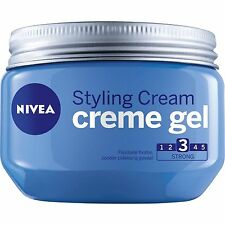 NEW NIVEA Hair Styling Cream Gel - Perfect Hairstyle - 150 ml (5.07 fl oz)