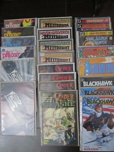 Lot of ADVENTURE Comic books. (See description for listing)