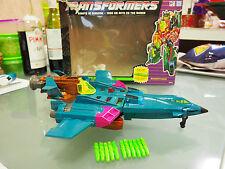 Transformers G1/G2 Predator SKYQUAKE Figurine & Box by Hasbro/Takara (1991)