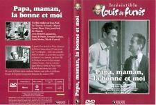 Papa, Maman, la bonne et moi --DVD--Robert Lamoureux, Louis de Funès