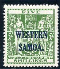 Samoa George VI Era (1936-1952) Stamps