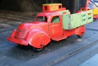 Lincoln Toys Farm Stake Delivery Truck 1st generation - Canada - Pressed Steel