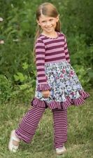 Spirited New Nwt Matilda Jane Joanna Gaines Leggings Pants Sz 3-6 Months Cute! Bottoms