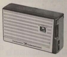 1959 DELMONICO TRS-6 AM RADIO SERVICE MANUAL PHOTOFACT SCHEMATIC DIAGRAM FIX