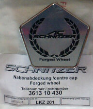 BMW AC Schnitzer Genuine Silver Wheel Star Center Cap For Type V Forged Wheel