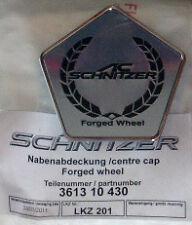 BMW AC Schnitzer Genuine Silver Wheel Star Center Cap For Type V Forged Wheel