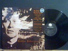 ROBBIE ROBERTSON  Robbie Robertson  LP  The Band    Great album !
