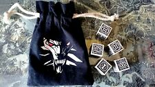 The Witcher 2 - Poker Dice + bag  from Collector Edition ( English version )