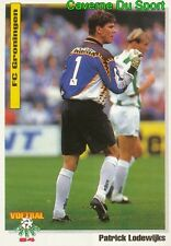 083 PATRICK LODEWIJKS FC.GRONINGEN NETHERLANDS VOETBAL CARD 94 PANINI