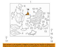 TOYOTA Genuine 71868-0E090-B0 Seat Cushion Shield
