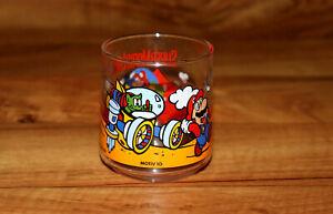 1993 Nintendo Super Mario Land Very Rare Vintage Glass SNES Game Boy Motive 10