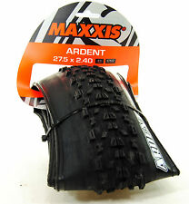 Maxxis Ardent, 27.5 x 2.40,Foldable,Dual,EXO,Tubeless Ready Mountain Bike Tire