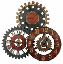 Rusty Movements Wall Clock by Uttermost #06762