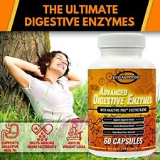 Digestive Enzymes - Supports Digestive Health, Metabolism Boost, Weightloss