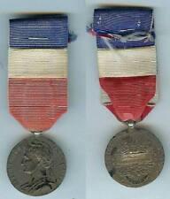 Médaille - Travail BOREL 1985 nom gratté