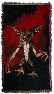 GREMLINS 2 - Mohawk Throw Blanket / Picnic Rug 92cm x 147cm (Ikon Collectables)
