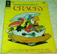 Wacky Adventures of Cracky 2, Fn- (5.5) 1973 Parrotmobile cover! 50% off Guide!