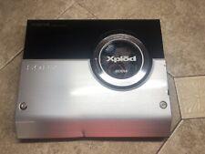 Sony Xplod XM-1252GTR 800W 2-Channel Amplifier Bass Boost USED NOT TESTED