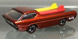 MINT LOOSE 1994 Hot Wheels Vintage Collection Redline orange Dodge Deora