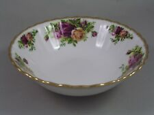 ROYAL ALBERT OLD COUNTRY ROSES CEREAL BOWL.