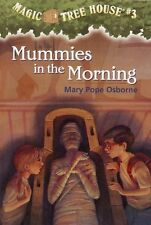 Mummies in the Morning (Magic Tree House, No. 3) by Mary Pope Osborne, (Paperbac
