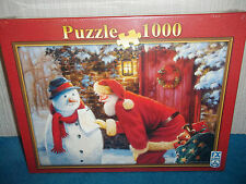 FX Schmid-A Christmas Wish - 1000 Pièces Santa Jigsaw Puzzle-New & Sealed