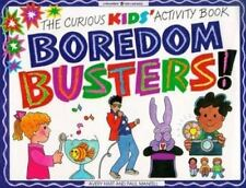 Boredom Busters!: The Curious Kids' Activity Book ByAvery Hart And Paul Mantell