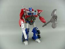 TRANSFORMERS Prime 2012 RID Weaponizer OPTIMUS PRIME w/ Dr. WU 3rd Party Weapons