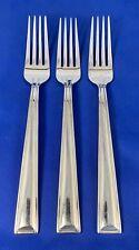 """Gorham MARABELLA Dinner Forks 8 1/4"""" Stainless Flatware Set Of 3"""