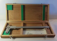 MITUTOYO 300 mm   VERNIER CALIPER Made In Japan  Excellent Condition
