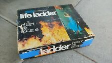 American LaFrance Life Ladder Instant Fire Escape 15' 2 Story (New Open Box)