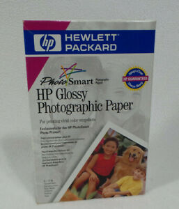 Electronics/Photo/Smart/Sweet Memories/HP Glossy Photographic Paper