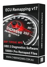 ECU Remapping Chip Tuning Files Car Diagnostics OBD 1 & 2 Software Euro Version