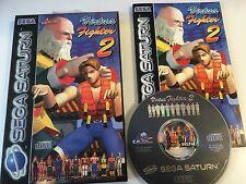 * Sega Saturn Game * VIRTUA FIGHTER 2