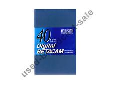 Maxell B-D40 - Digital BETACAM Kassette
