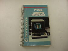 Commodore C64 Users Manual
