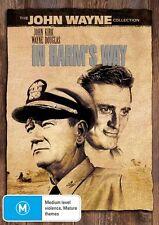 In Harm's Way DVD John Wayne Kirk Douglas Paula Prentiss Otto Preminger