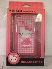 SAKAR HELLO KITTY 3D CASE FOR iPOD TOUCH 4 PINK HOLOGRAPHIC IMAGE