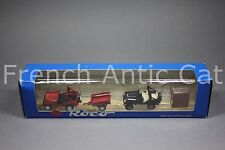 U414 Roco train Ho Miniatur modell 1711 voiture 2 JEEP RENEGADE et LAREDO ++