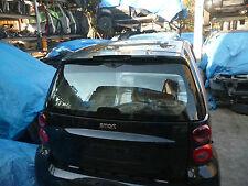 vetro lunotto posteriore smart fortwo 451 completo dal 2007 AL 2013
