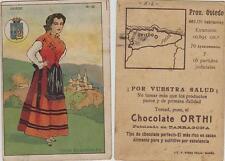 Tarjeta Postal. Asturias. Nº 32. Colección Tipos Regionales Españoles.