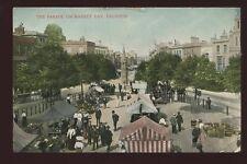 Somerset TAUNTON Market Day Parade 1908 PPC