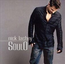 Nick Lachey - SoulO  (CD, Nov-2003, Universal Distribution)