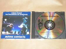 CD / ADAMA DRAME / PERCUSSIONS DE STRASBOURG / AUTRES CONTACTS / ETAT PARFAIT
