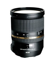 Tamron SP 24-70mm f/2.8 Di USD VC Lens for Canon,Nikon or Sony High-Speed F/2.8