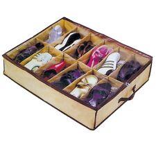 Chaussure Rangement Gain De Place Organisateur Détient jusqu'à 12 paires Bottes