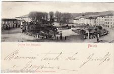 #PISTOIA: PIAZZA S. FRANCESCO
