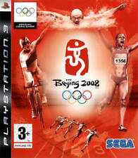 Play Station 3 Beijing 2008 Olympics Games Official Video Game by SEGA DISC ONLY